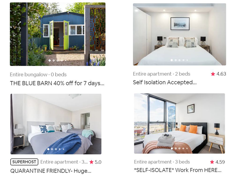 Join Airbnb's COVID-19's first responders housing program