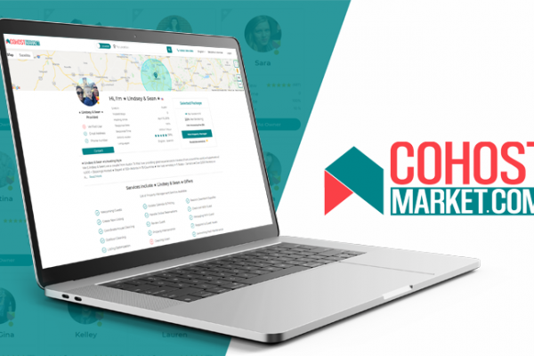 We Are Pleased to Announce the new release of CoHost Market 2.0